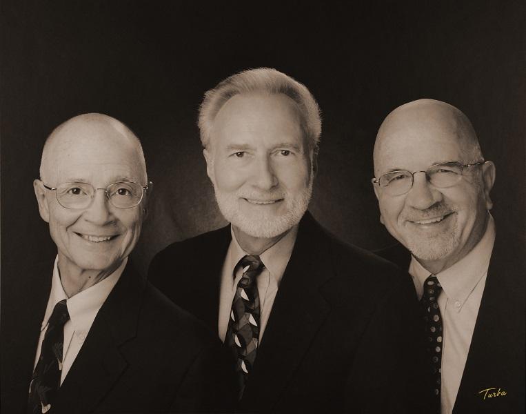 Robert Boyer, Ken Zahorski, & Robert Vanden Burgt